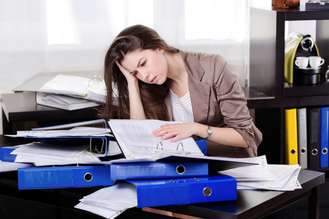 woman-with-heavy-workload